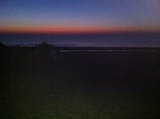 Formby Beach: Sunset