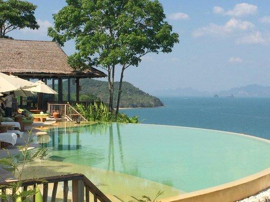 Six Senses Yao Noi : Hilltop pool
