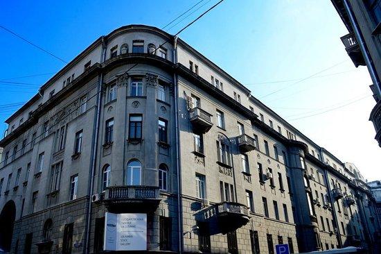 GROUND Solyanka