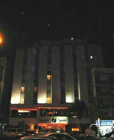 Dubai Palm Hotel: is good hotel for iranian
