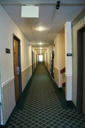 Americas Best Value Inn New Florence: First Floor Hall