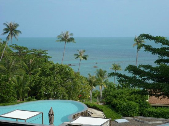 ShaSa Resort & Residences, Koh Samui: View from my room.