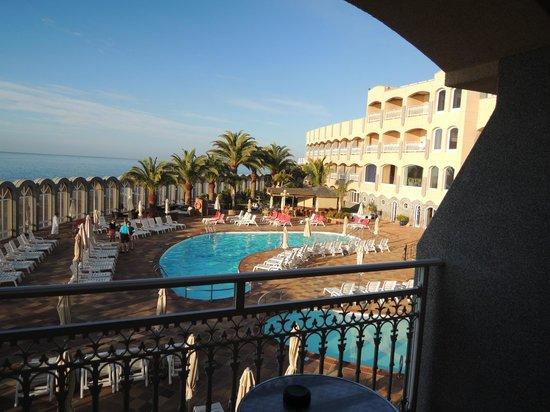 San Agustin Beach Club: Sunrise