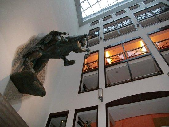 Derag Livinghotel Grosser Kurfürst : Vista interior