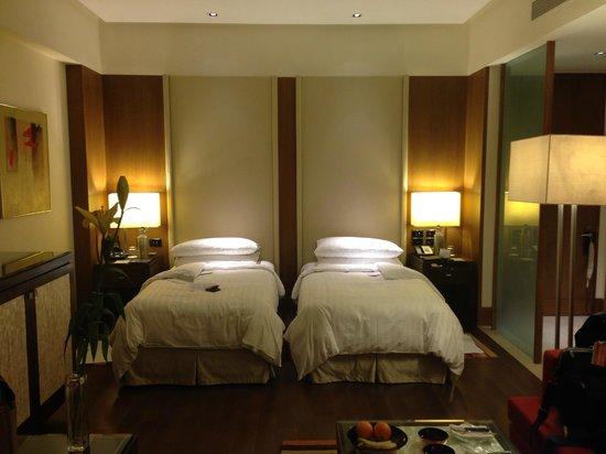 The Oberoi, Gurgaon: Beds