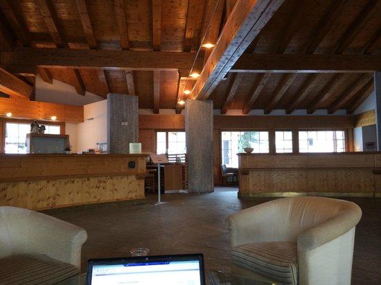 Arabella Hotel Waldhuus Davos: Looby