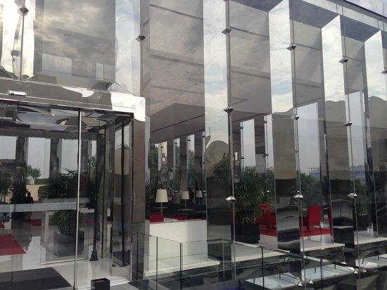 The Oberoi, Gurgaon: Reception Area