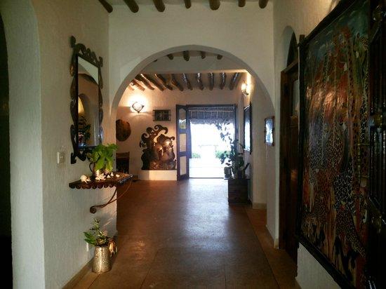Villa Kiva Resort and Restaurant : interno di Villa Kiva