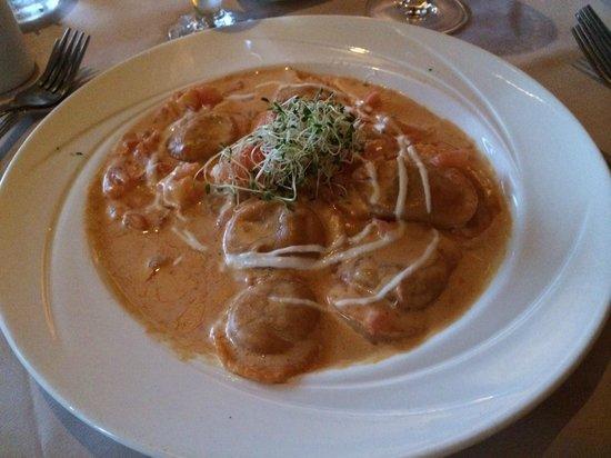 Ragazzi Restaurante & Pizzeria: Maryland Crab Ravioli