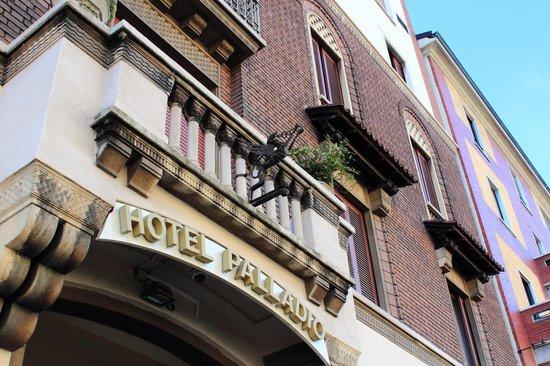 Hotel Palladio: Ingresso/Entrance
