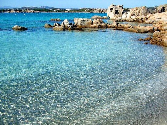 Parco Nazionale dell'Arcipelago di La Maddalena: giardinelli