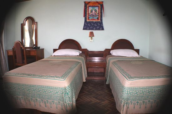 International Guest House: Twin Deluxe