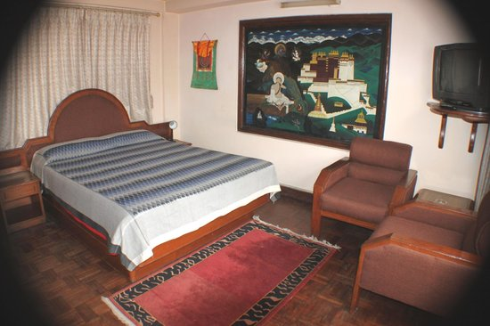 International Guest House: Deluxe Room