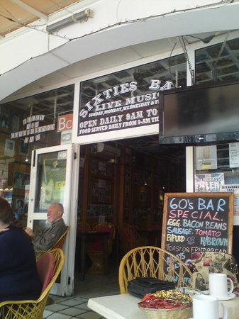 The Sixties Bar: Bar