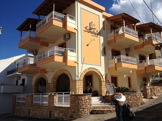 Sofotel Hotel: Sofotel med entré