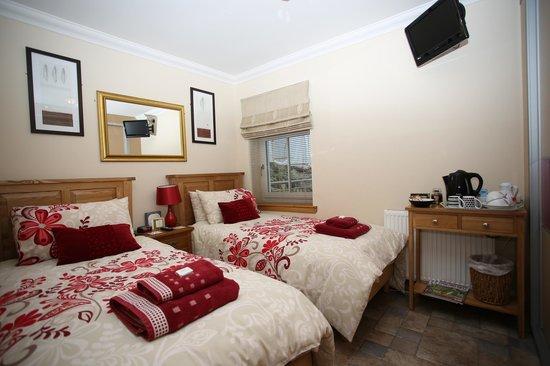 Braefoot Cottage B&B : Twin Bedroom