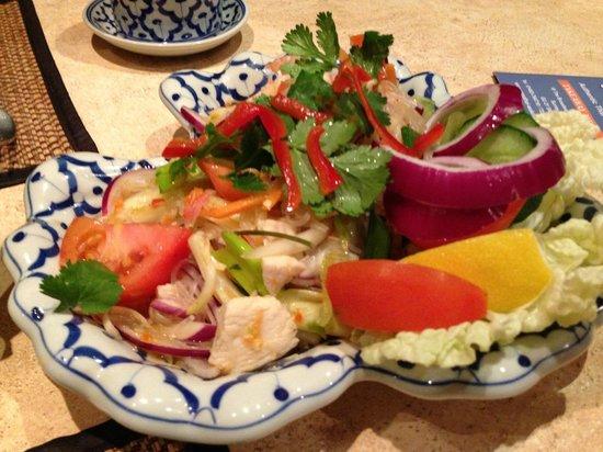 Sang Thai: Yum Woon Sen (Vermicelli Salad)