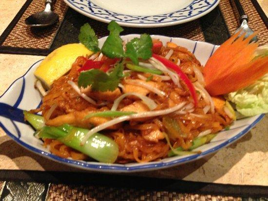 Sang Thai: Pad Thai