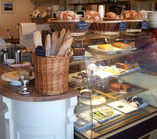 Now stocking freshly & locally baked artisan bread. Claudia's Pantry Rosslare Strand