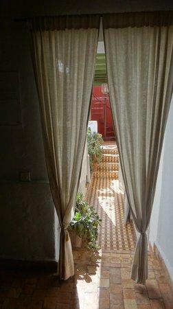 Maison de la Photographie de Marrakech : terrasse
