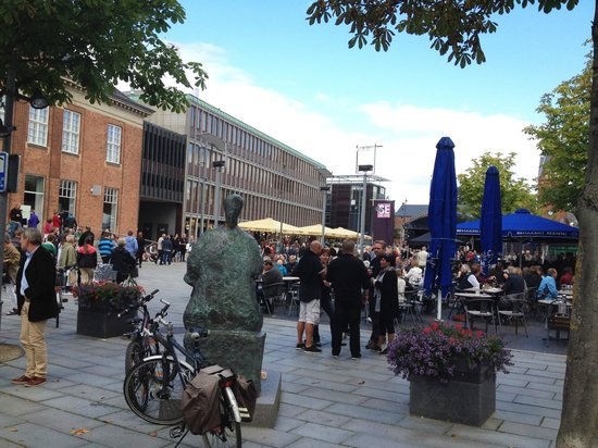Cafe Restaurants in Herning