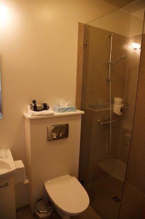 Hali Country Hotel: Ванная