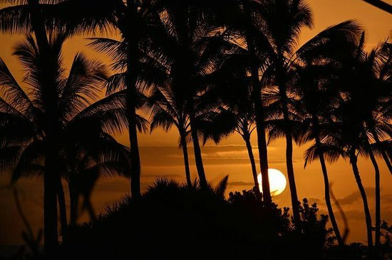 Sheraton Kauai Resort : Sunset