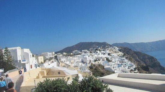 Amoudi Bay : great view