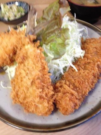 Tonkatsufujiyoshi