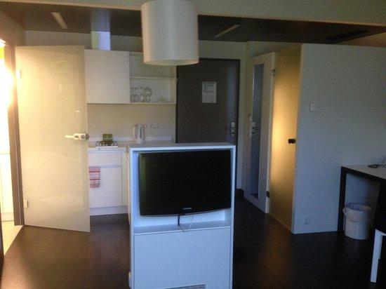 Harry's Home Hotel Linz: Praktisch
