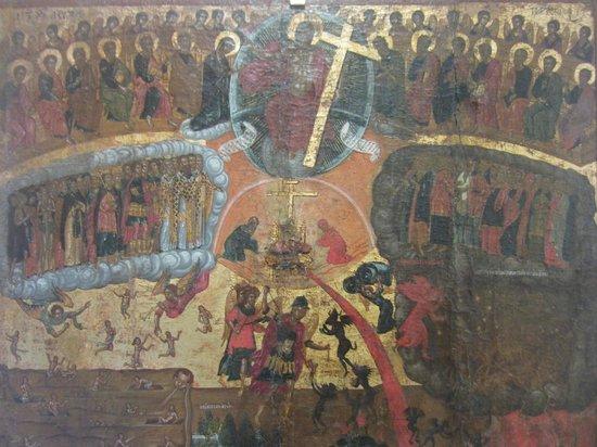 interno monastero - Picture of Holy Trinity Monastery ...
