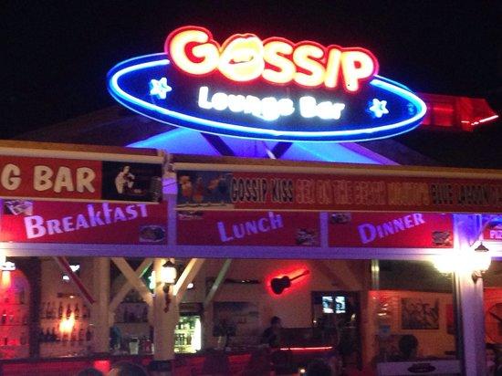 Gossip Bar & Restaurant: Xxx