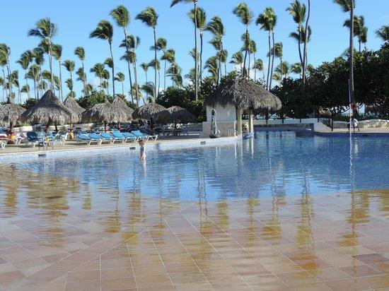 Sirenis Punta Cana Resort Casino & Aquagames: la plage