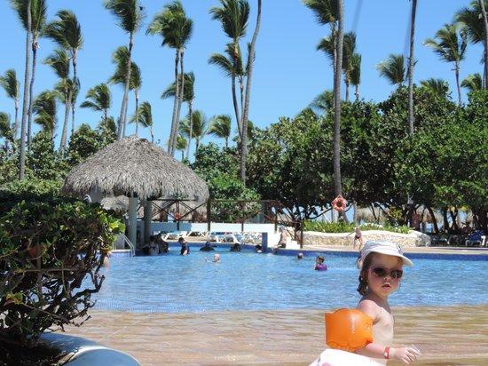 Sirenis Punta Cana Resort Casino & Aquagames: la piscine