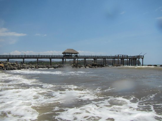 Doubletree Resort by Hilton, Central Pacific - Costa Rica: the pier daytime