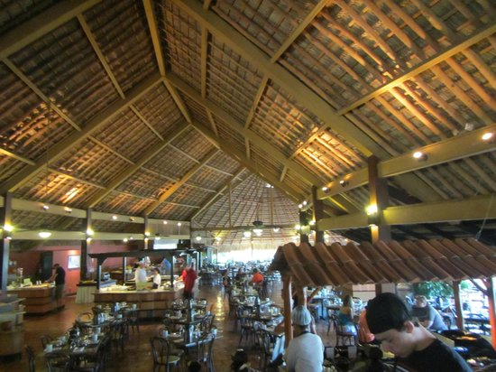 Doubletree Resort by Hilton, Central Pacific - Costa Rica: very large main dining room
