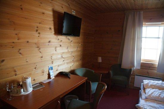 Hotel Framtid: Номер