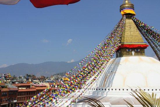 Stûpa de Bodnath : Boddhanath Stupa