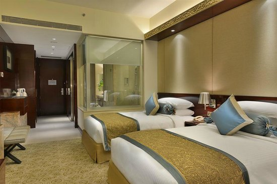 Crowne Plaza Ahmedabad City Centre: Rooms