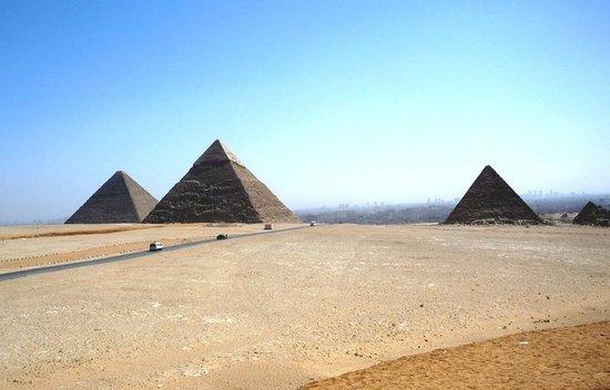 Plateau de Gizeh : Le Piramidi