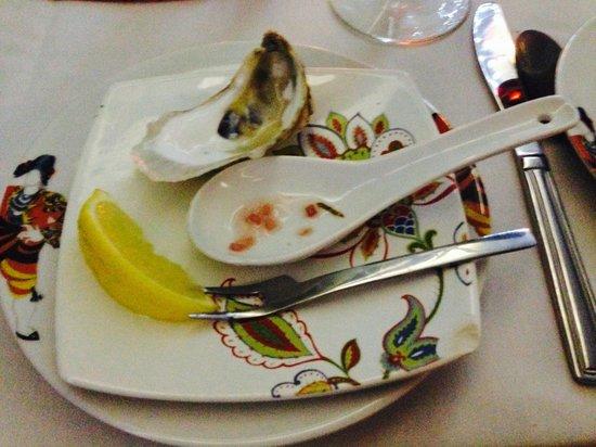 Paparazzi Pizzeria & Bar : Fresh Oysters!
