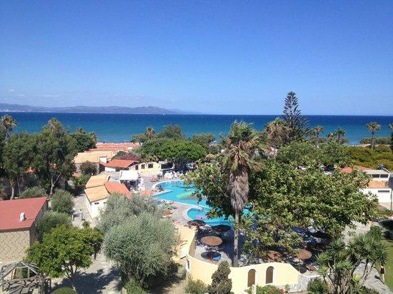 Hotel Atlantis : Территория отеля