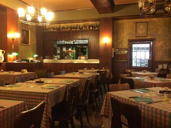 Hostinec U Kalicha: Общий вид ресторана