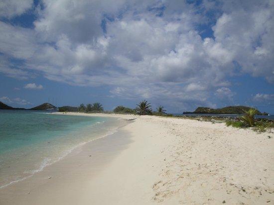 Carriacou Grand View: Sandy Island