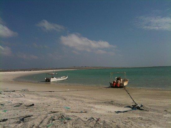 Muscat Dunes Hotel: Massirah Island