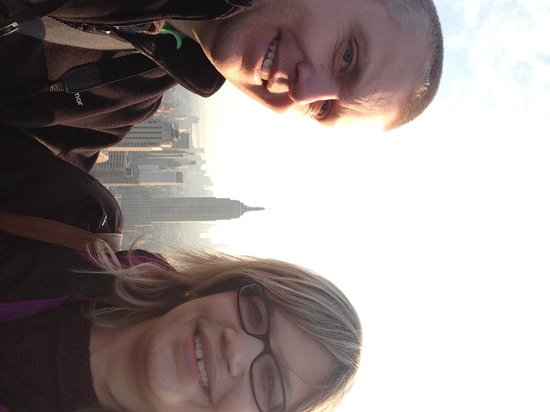 Observatorio Top of the Rock: Empire State from Top of the Rock
