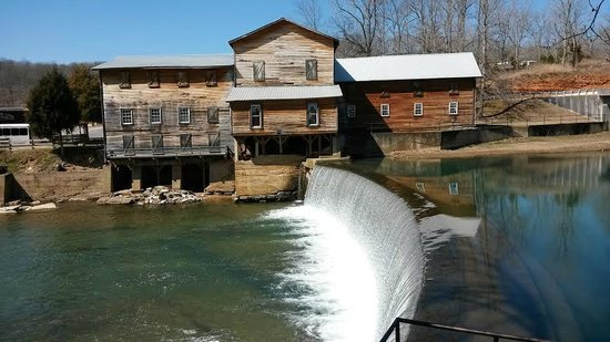 Hurricane Mills, TN: The Gristmill