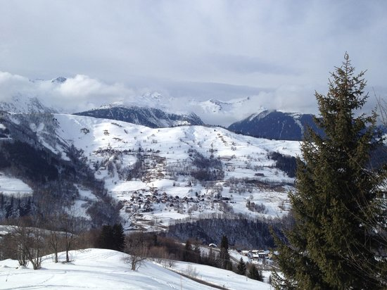 Club Med Valmorel : piste