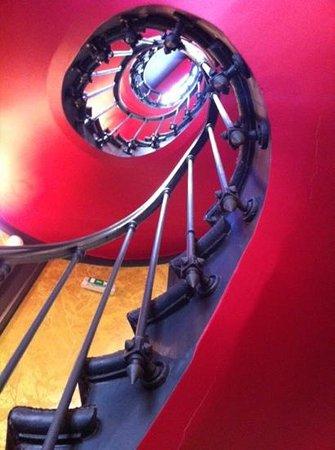 Angely Hotel : scala