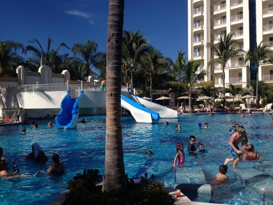 Hotel Riu Vallarta: Kids pool